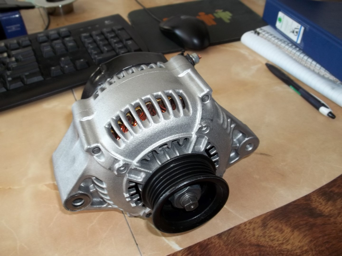 4AGE Alternator Replacement - Toyota MR2 - graysgarage ca at